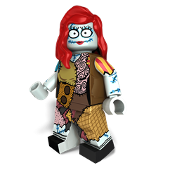Sally minifigure